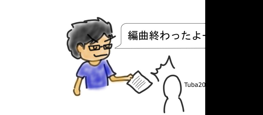 編曲低音の図